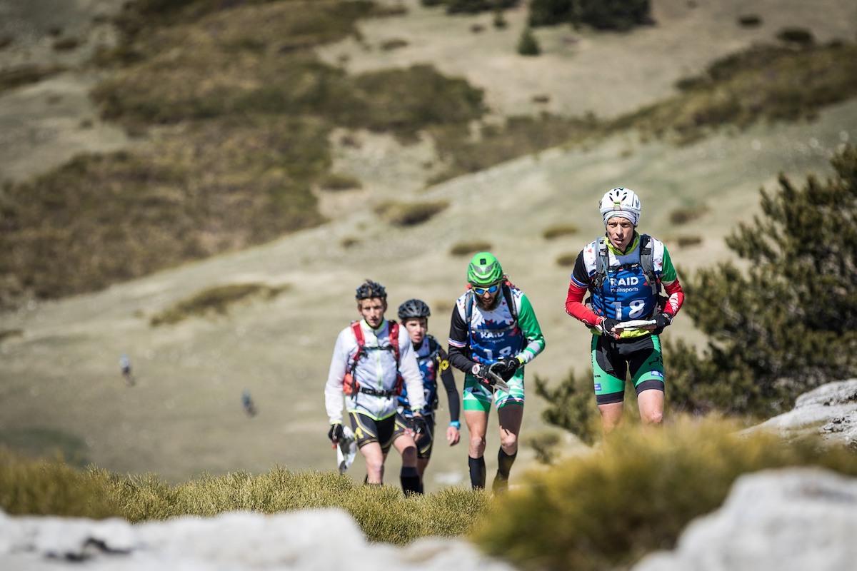 Détail sections Sud Raid Adventure Race 2021